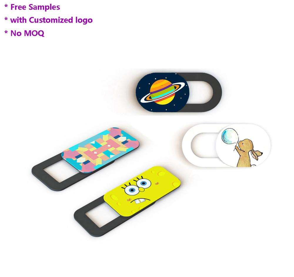 Promotion Webcam Cover Slider Logo Custom For Laptop Smartphone Security Cover