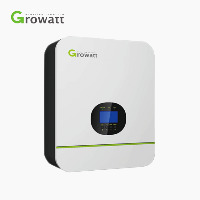 Growatt 3KW 5KW 60 50HZ HZ Off Grid Solar Inversor Growatt SPF3000 SPF5000 SPF