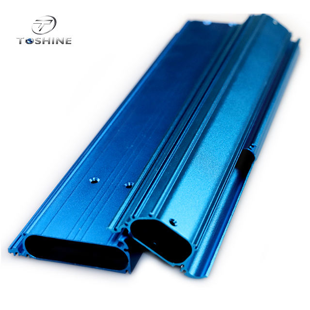 6063 6061 Aluminum extruders , aluminum alloy profile manufacturer supplying all kinds of anodised aluminium