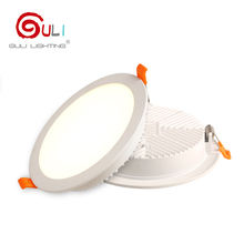 Ultra-thin High quality aluminum housing indoor office back-lit 5watt round led downlight