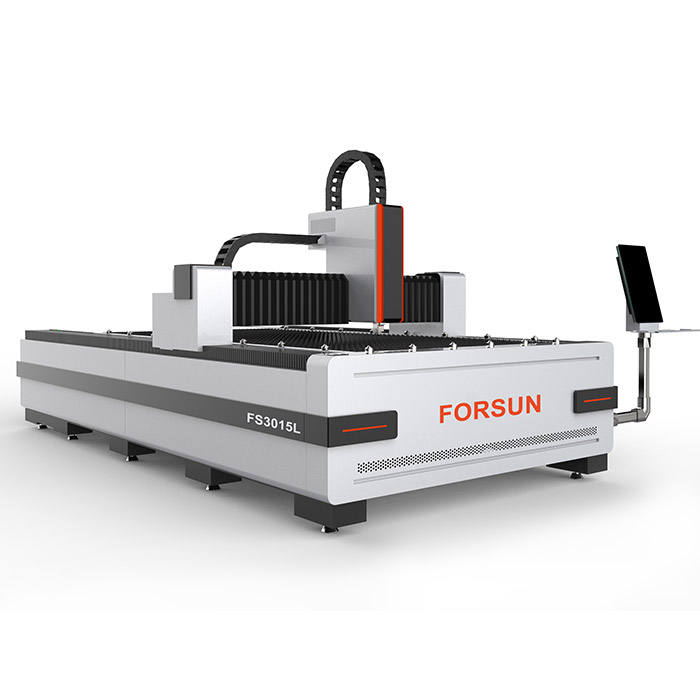 30%discount FORSUN 1000W 3015 steel sheet metal cnc fiber laser cutting machine Kitchen steel fiber laser cutting machine