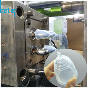 Customized Chinese Factory LSR Silicone Injection Mold Moulding