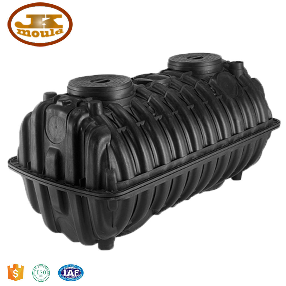 factory price household product plastic septic tank for toilet sewage treatment