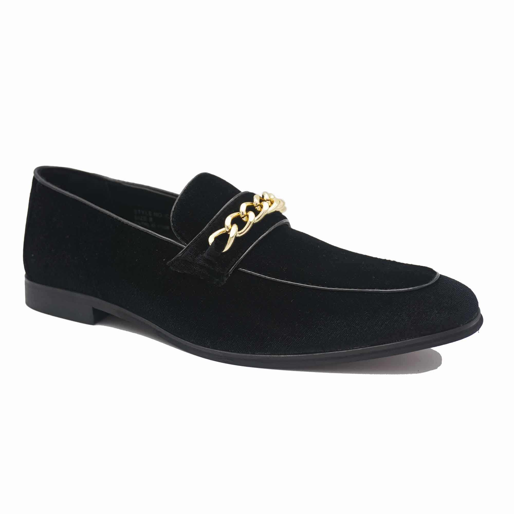 China Wholesale New Arrival Cheap Prices velvet Loafer Mens Casual Dress Shoes