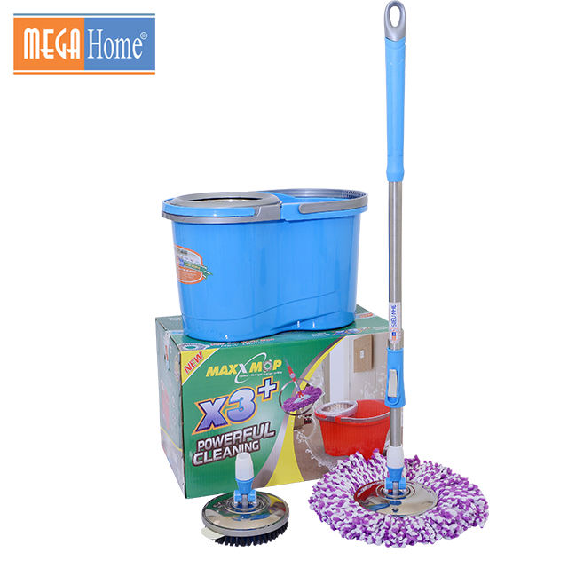 Maxx Mop X3 Plus high quality spin mop from Vietnam product with the cheap price for cleaning home tool