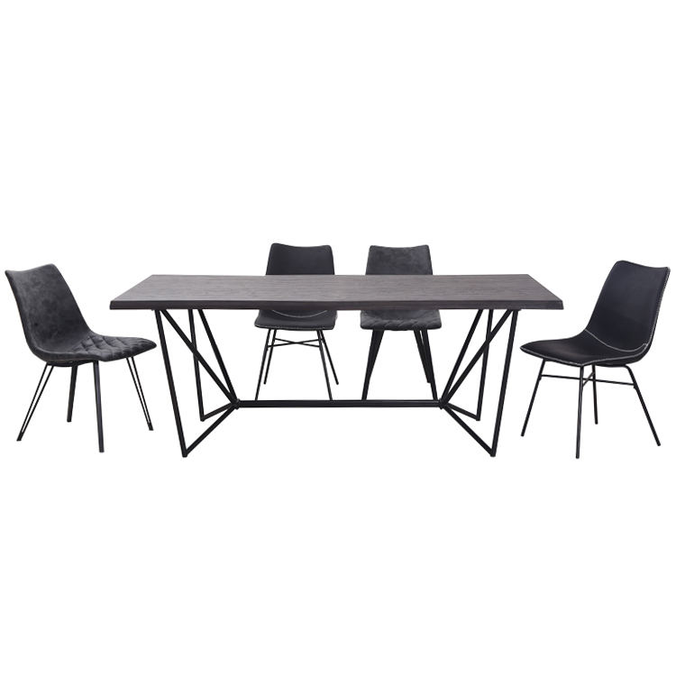 Free Sample White Double Layer Black Triangle Plexiglass Modern Fiberglass Bases Oval Glass Top Dining Table