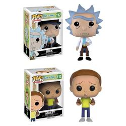 Funko pop 2020 kids toys Rick and Morty Cute Vinyl Figure Co