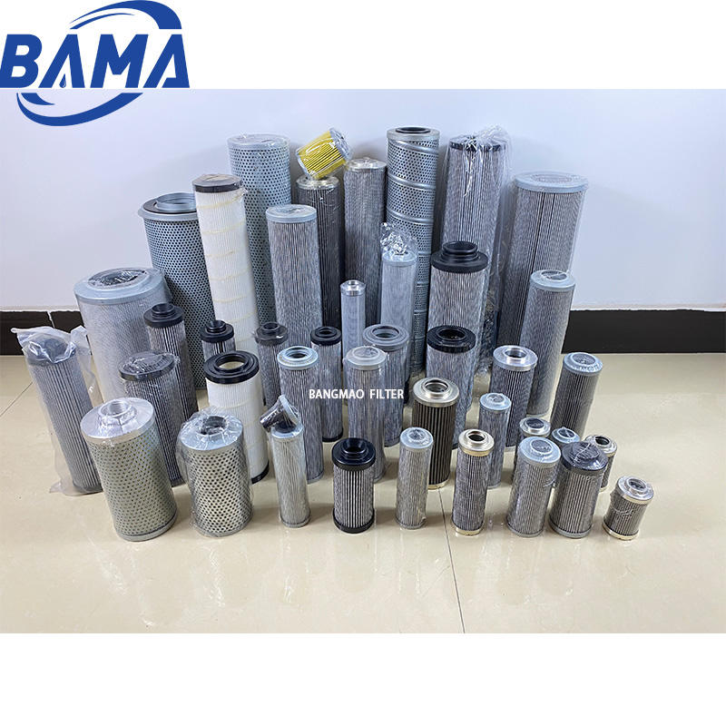 hydraulic filter element/hydraulic oil filter OEM hydraulic filter from bangmao