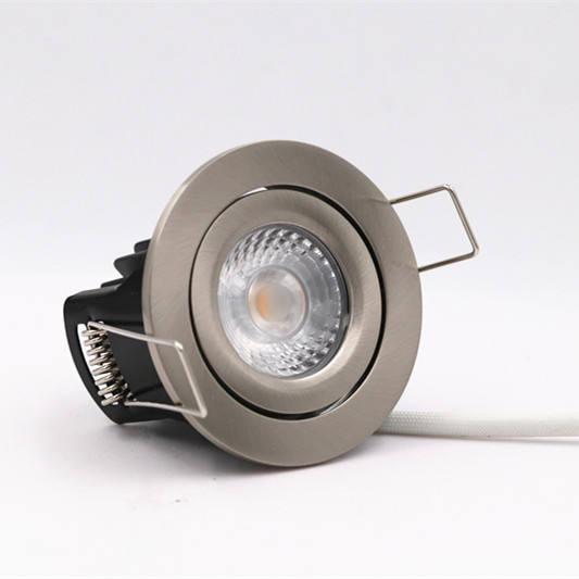 <span class=keywords><strong>Casa</strong></span> de <span class=keywords><strong>moda</strong></span> ronda 500 lúmenes downlight nuevo de lujo ronda de techo led de luz regulable