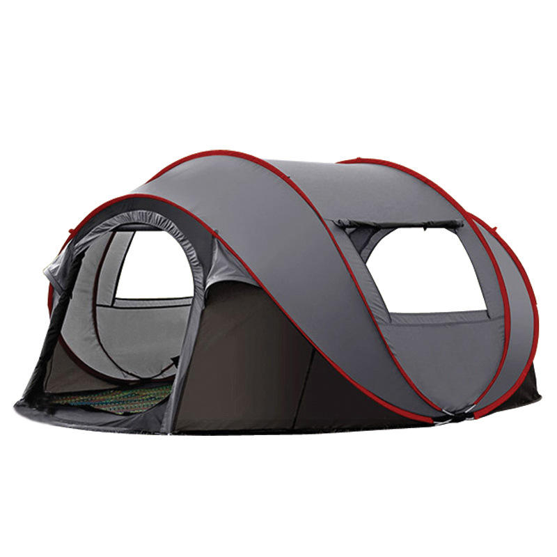 Automatic Folding Camping waterproof Tent Foldable Round Auto Tents Camping Outdoor