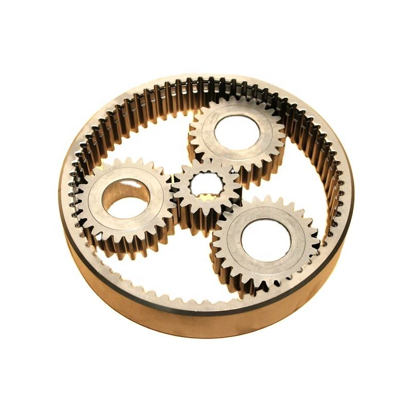 ShenZhen Customized High Precision Stainless Steel Small Planetary Gear Set