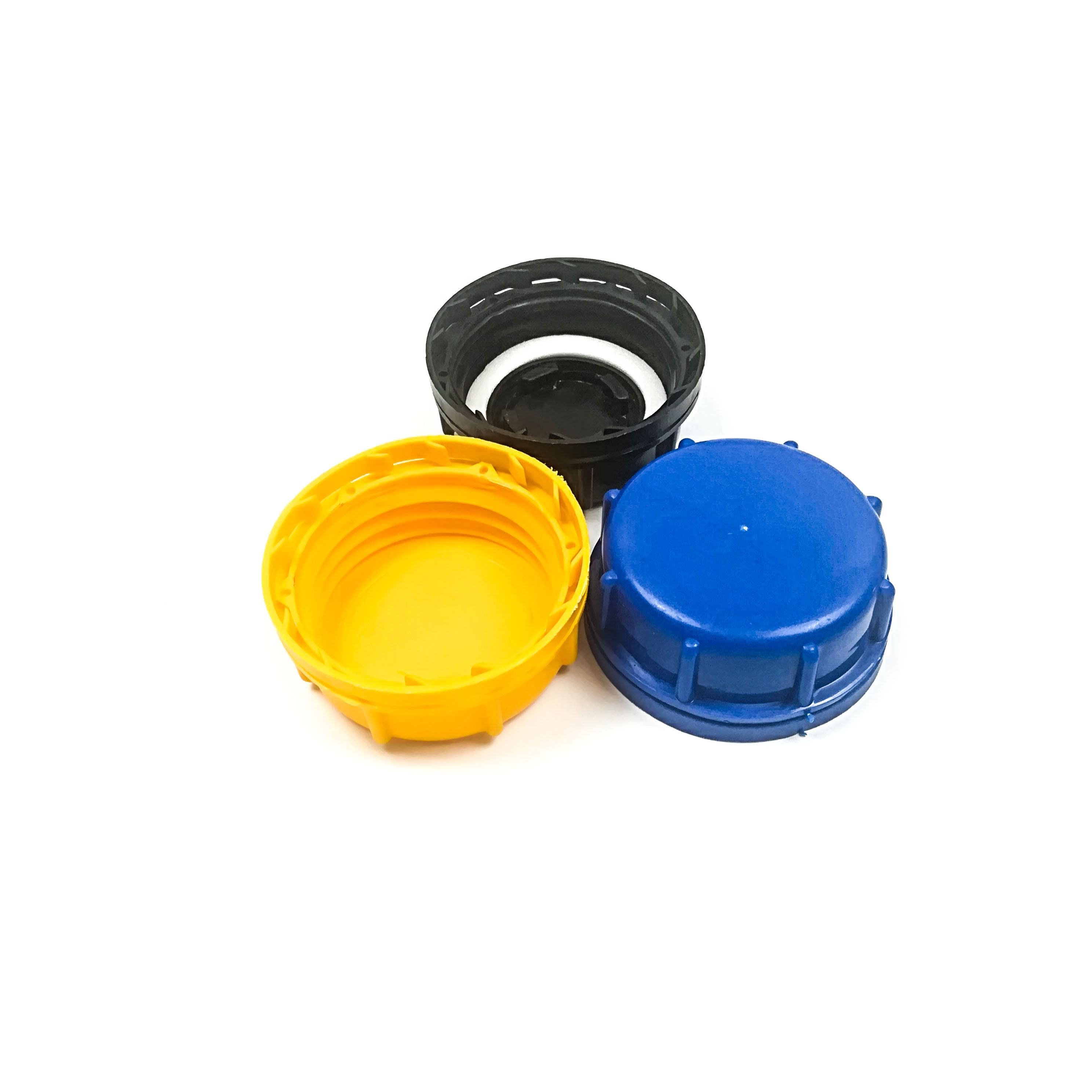 Diameter 70mm And 55 mm Plastic Container Drum Screw Cap