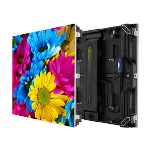 Church P3.91 Rental Screen Indoor Hd Display Video Panel P 3.9Mm P3.9 Curve Front Maintenance Full Color Price 3.9 Mm Led Wall