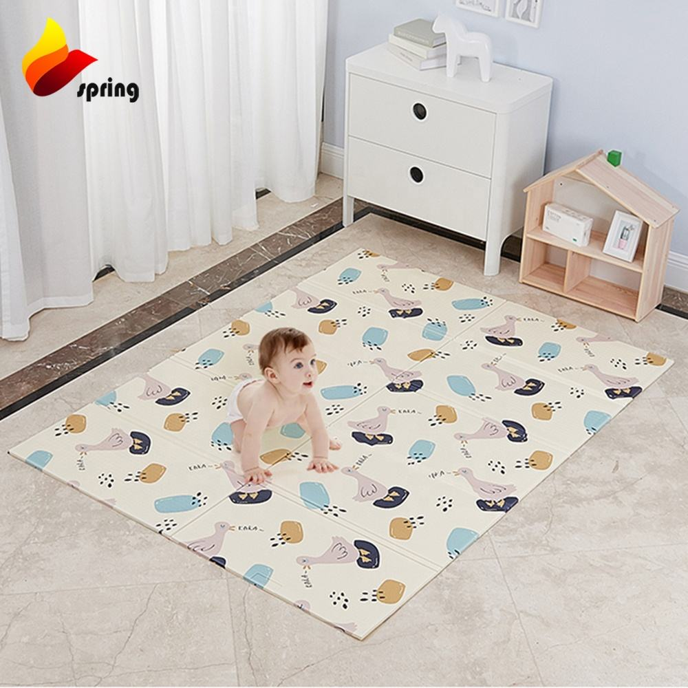 Folding XPE Infant Foam Play Mats Children's Gym Waterproof Pads