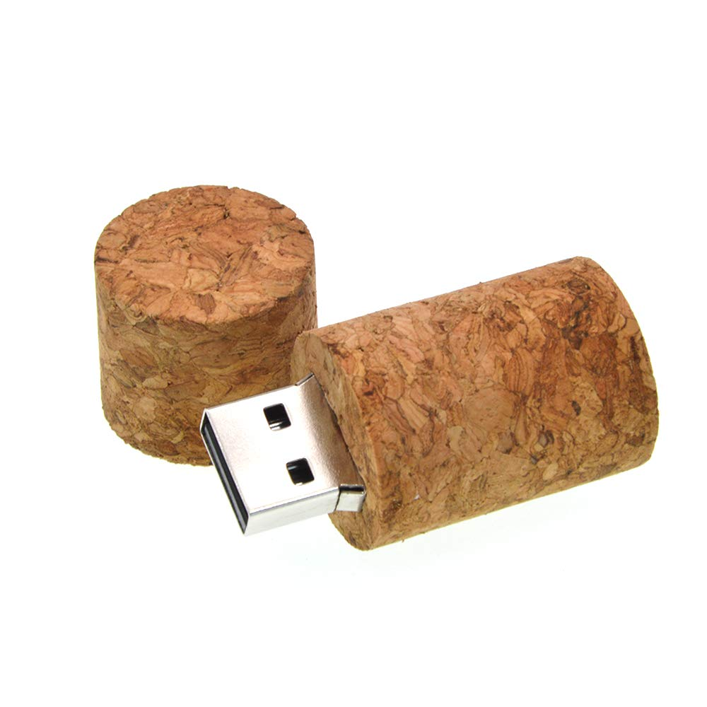 New hot Custom logo wooden Usb stick 64GB 32GB Wine Cork -shaped USB Flash Drive