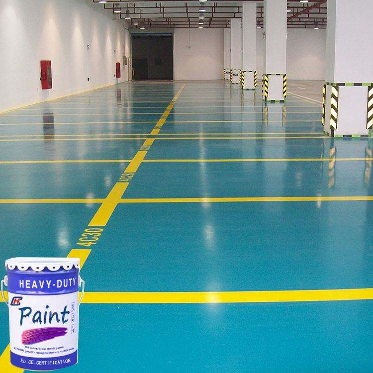 Anti-Slip Floor Solvent free conductive epoxy intermediate paint For Workshop