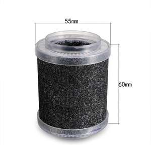 12 HEPA Air Purifier Filter Activated Carbon Filter
