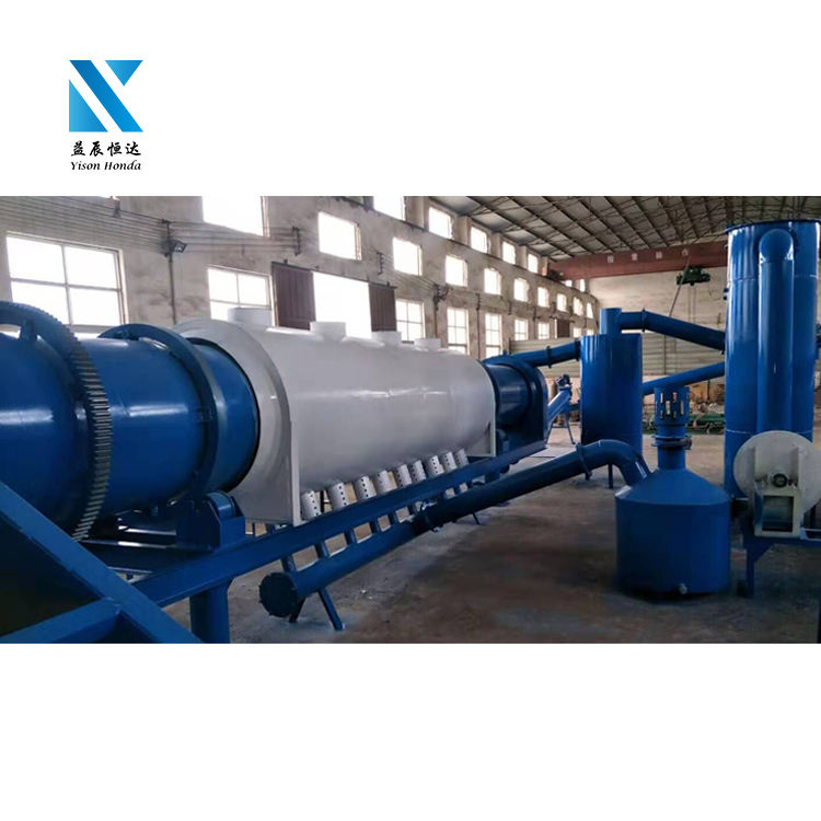 Energy saving charcoal briquette making machine / widely used briquette production line