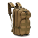 Outdoor Heavy Duty Cycling Army Tactical Military Molle Backpack for Hiking or Camping