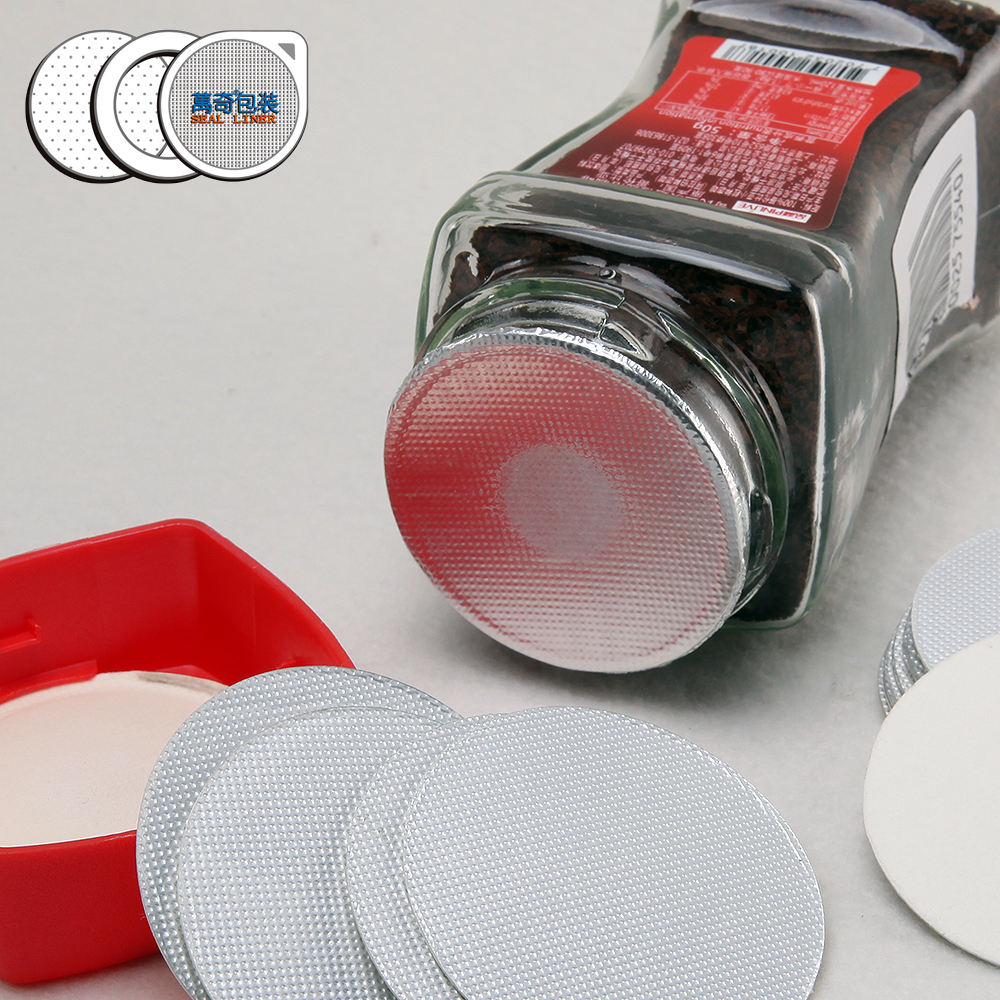 Factory Selling Aluminum Foil With Cardboard Induction Seal liner