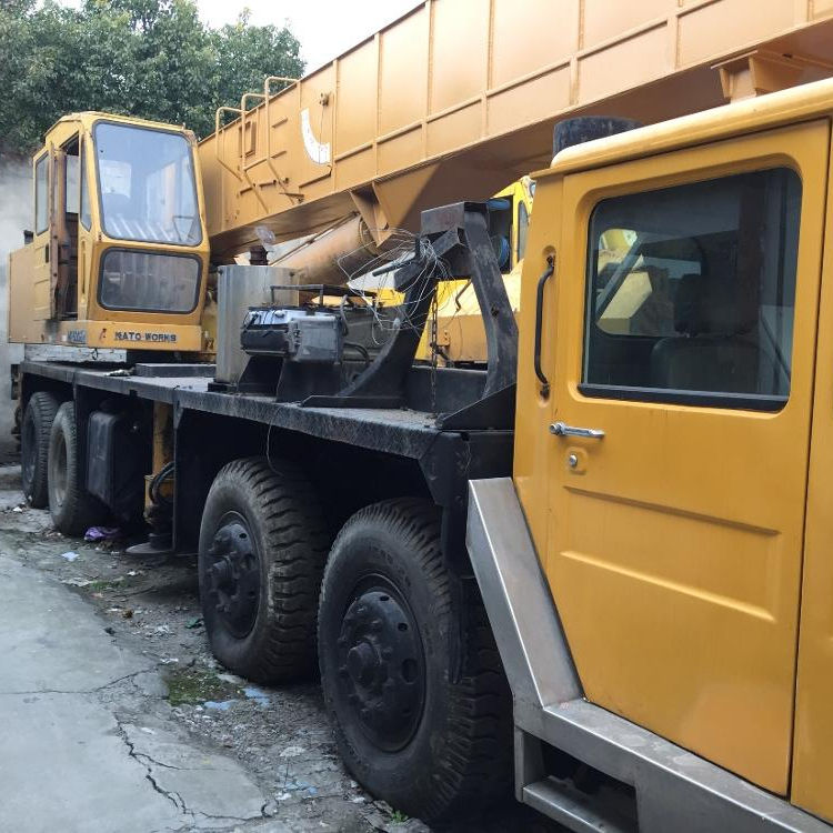 Hot Sell Used Crane Kato Good Used 50ton Crane for export