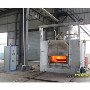 Electric or Gas Heating Metal Heat Treatment Furnace for Heating Annealing Hardening Tempering Normalizing