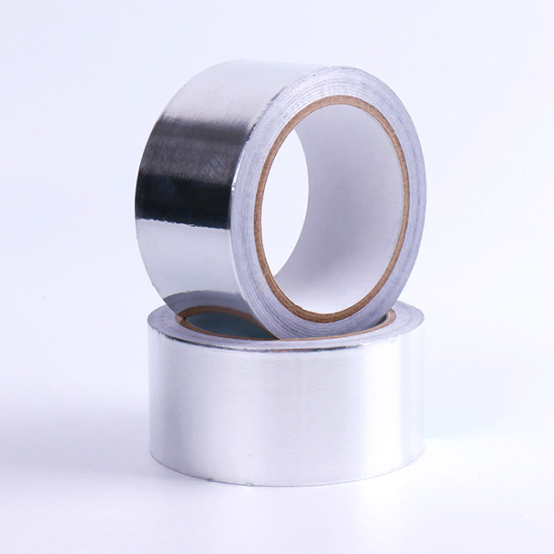 Strong Self Adhesive Fireproof Sticky Uv Duct Repair Aluminum Foil Tape