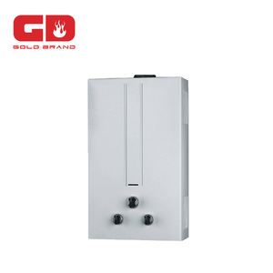 Top-rated Low Water Pressure LPG Gas Hot Water Heater without LED Display