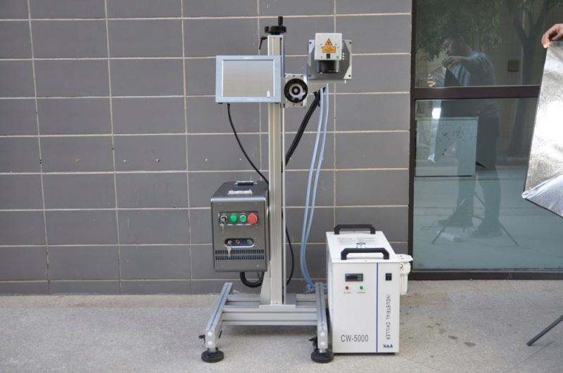 3W 355Nm Portable Uv Laser Marking Machine