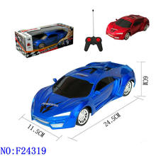 1:16 Children Kid Plastic Remote Control Toys High Speed Control Racing Car