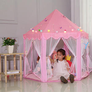 Baby educational toys children's house game house indoor children's large multi-function tent