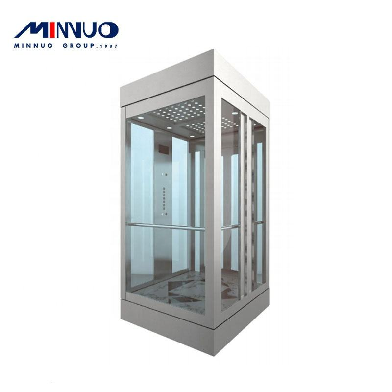Home elevator kit single person passenger lift elevator