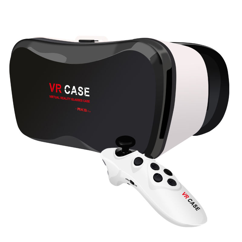 Customized Logo Available 40mm lens VR Virtual Reality VR Glasses 3d VR Headset