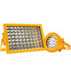Atex approved 100w 150w led explosion proof light led high bay light anti explosion