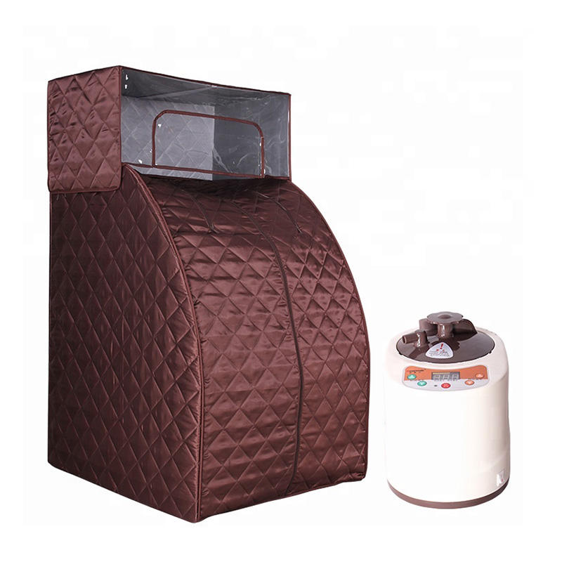 indoor use portable personal home steam sauna tent for 1 person the relax steam sauna