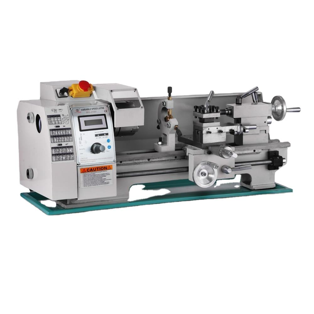 "New Metal Processing Variable Speed Lathe 8x16"" Metal Lathe machine price"