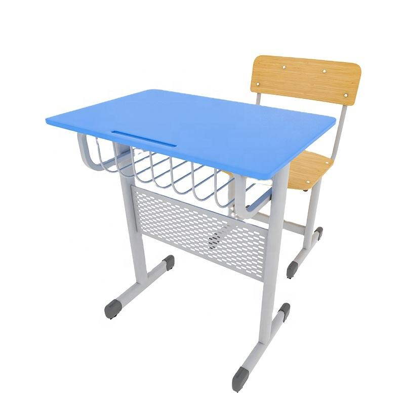Manufacturer University Student Chair Study Table School Supplies