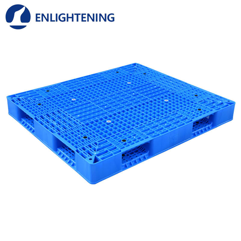 Hot selling heavy duty HDPE recycled euro plastic pallets with best price