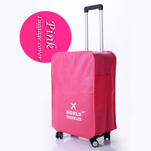 Hot Sale Cheap Sale custom suitcase covers protective protector luggage cover for suitcases