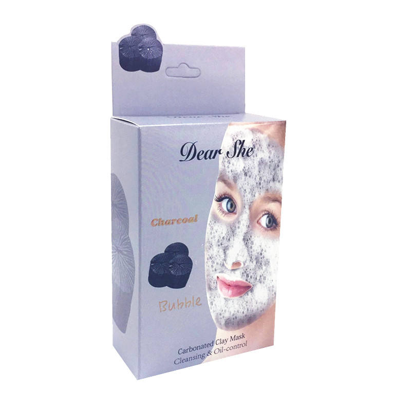 Hot Popular Product Private Brand Charcoal CleansingとOilコントロールBubble Carbonated Facial Mask Clay For Skin Care