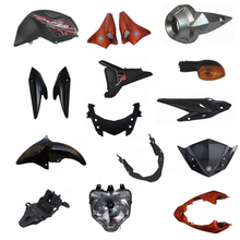 FZS FZ S spare parts motorcycle plastic faring body kits for YAMAHA