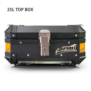 Wholesale And Retail Tail Box High Quality Aluminum Side Box Motorcycle Top Box