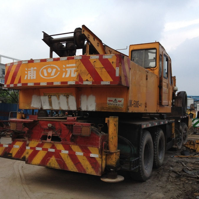 used kato crane NK500E 50t for sale in china/ used original japan crane/ good quality crane