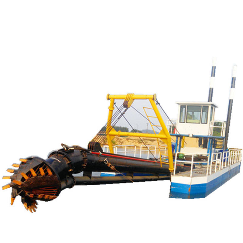 14inch Cutter Suction Dredger China River Sand Dredging Machine