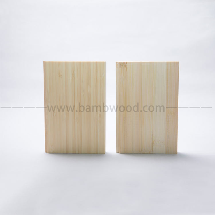 Small click Joint and Charcoal Surface Treatment Horizontal Bamboo flooring