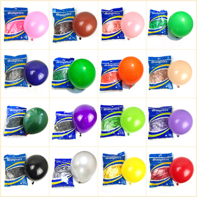 Hot Selling Globos De Latex 10 Zoll runde <span class=keywords><strong>Luftballons</strong></span> Mehrfarbige Latex <span class=keywords><strong>Luftballons</strong></span> Party Dekoration