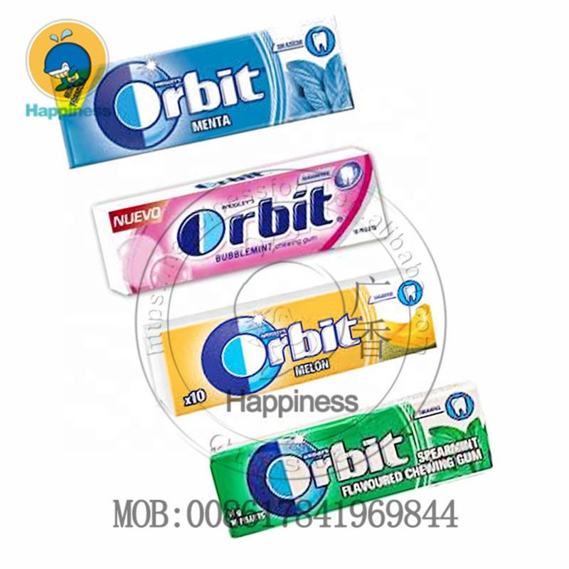 Hot Sell Orbitt Melon Chewing Gum