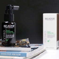 BEAVER HYDRO Energizing Essential Spray for Scalp