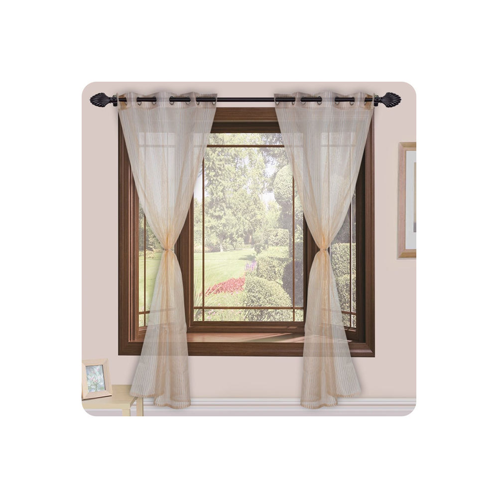 Hot Selling Cotton Window Curtains