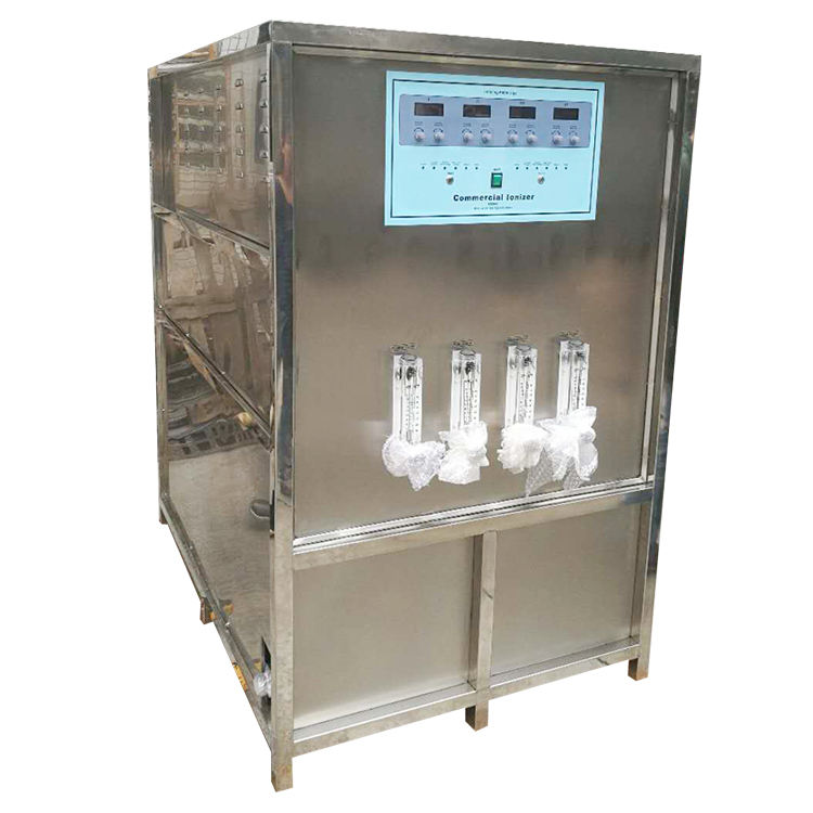 Commerciële Alkaline Water Ionisator Filter Machine